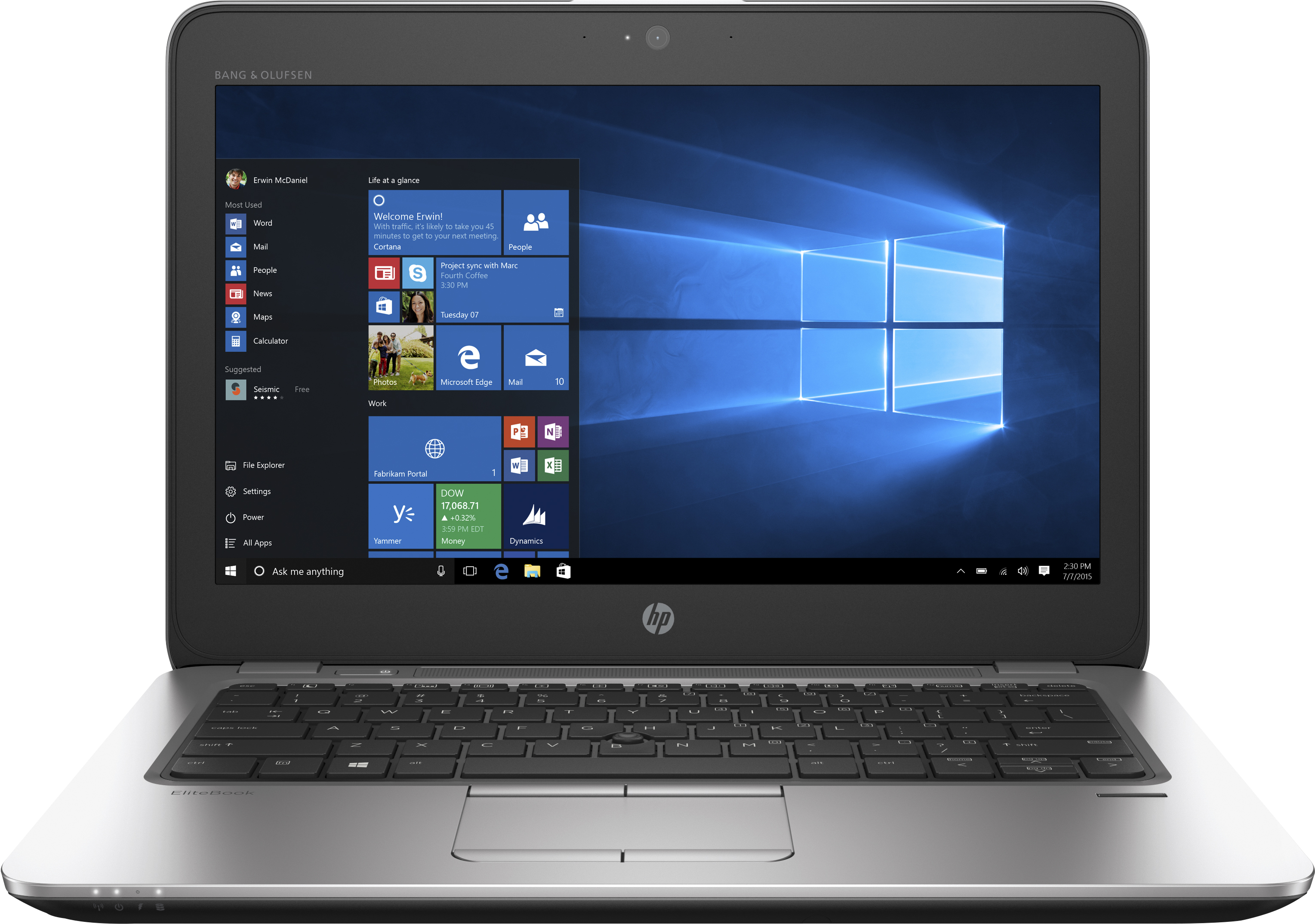 مشخصات، قیمت و خرید لپ تاپ HP EliteBook 725 G4 A8 PRO-9600B AMD R5 BestLaptop4u.com